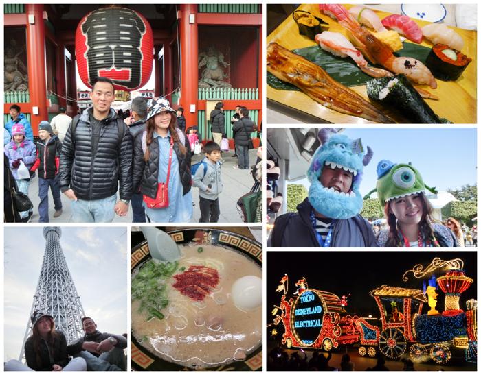 日本│新手自助遊東京。2015農曆過年7天6夜行程總覽