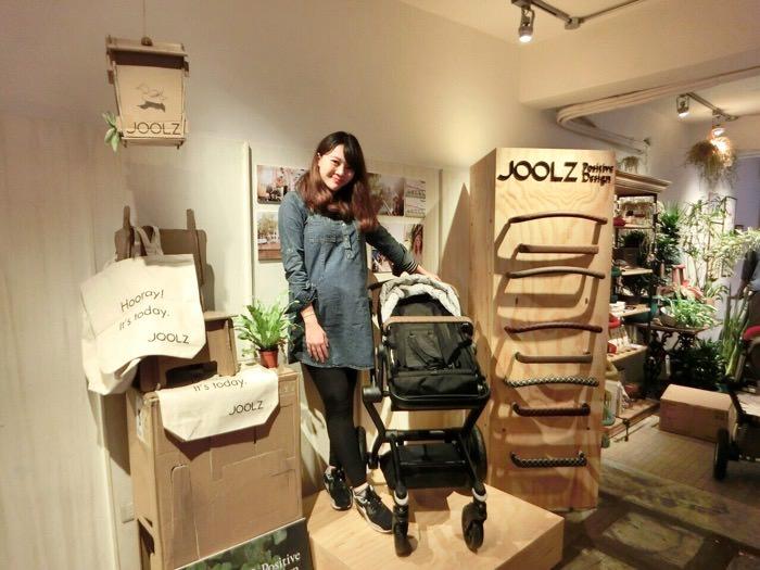 訂做寶寶專屬的時尚推車♥荷蘭JOOLZ客製推車品牌發表會