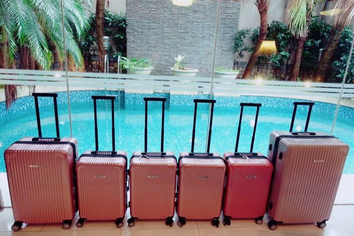 團購│CP值超高♥ CENTURION 行李箱開箱&使用心得比較