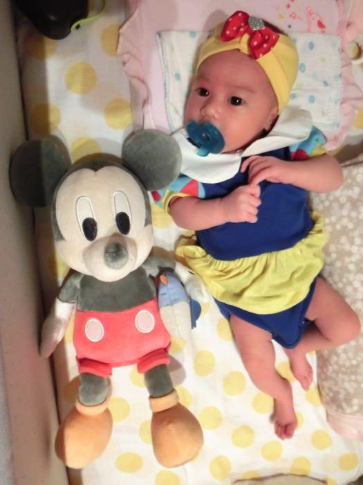 育兒│新手媽媽的好幫手♥日本TAKARA TOMY 米奇安撫寶寶好好眠