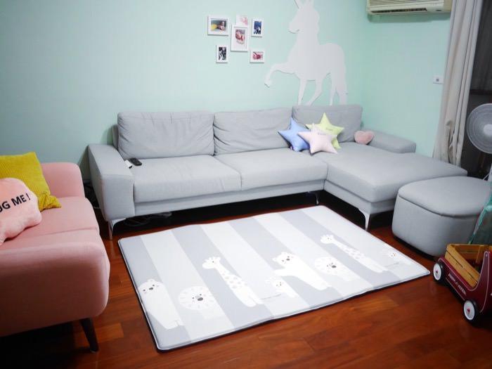 打造寶寶的安全舒適空間  Parklon帕龍無毒遊戲泡泡墊