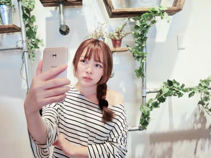 ASUS ZenFone 4 Selfie Pro雙鏡頭廣角顯瘦自拍不求人 隨時隨地拍出完美照片