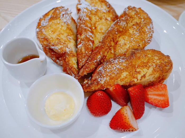 「紐約早餐女王」台北Sarabeth's天母SOGO店│甜食法式土司讓我的嘴巴戀愛了♥