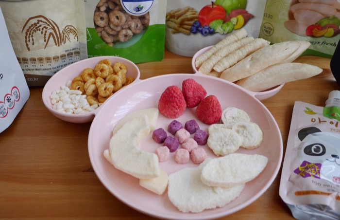 幫寶寶挑選健康安心的零食  日韓優選副食品米餅團購