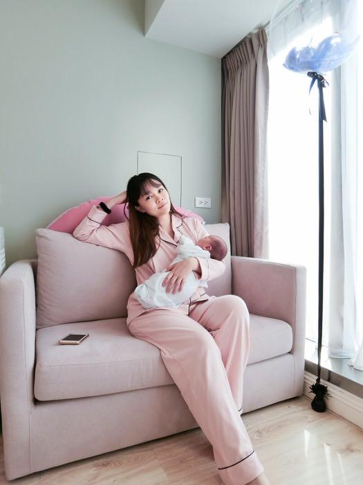 詢問度超高!舒適好穿又兼具時髦感的棠棠媽咪哺乳裝