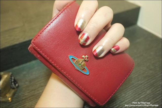 [指彩] 流轉於指尖的小宇宙♥Suki簡單上手指甲彩繪分享