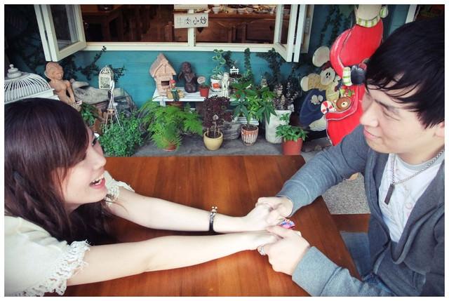 愛烏及屋♥♥將兩人的甜蜜蔓延成兩家的幸福♥