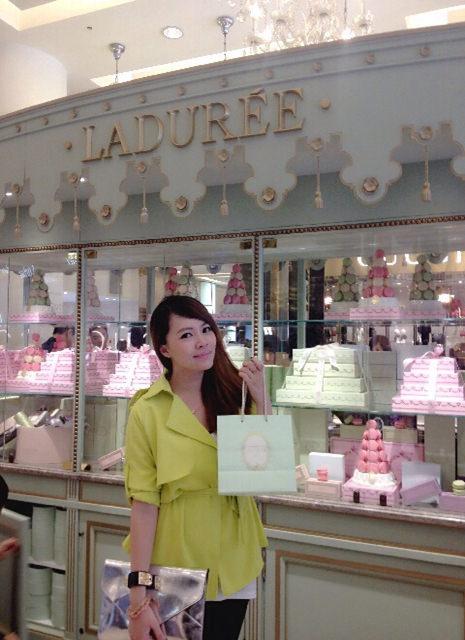 [食。尚] Laduree♥♥♥甜點界的頂級精品進駐台北微風