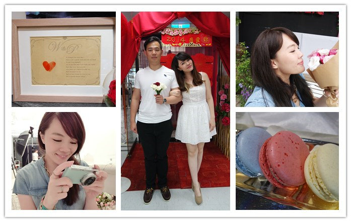 [3C] Samsung NX mini x Peggy的幸福婚禮日記 ♥♥