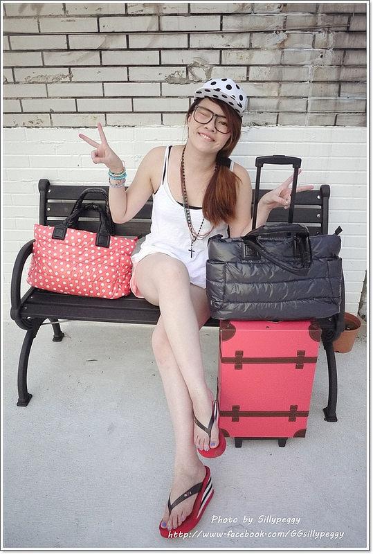 [穿搭] MIKA MIKA♥♥展開我在城市中的輕盈旅行