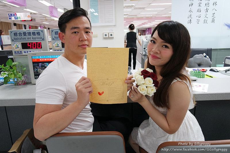 My wedding∥2014.5.20 ♥ Yes!我們登記結婚了