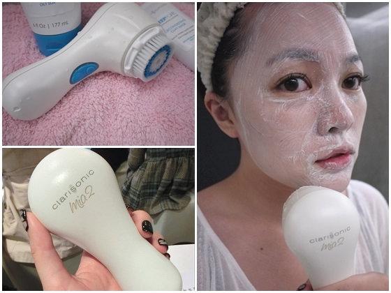 [保養] 毛孔飛縮新革命♥Clarisonic科萊麗讓人發現洗臉的魅力