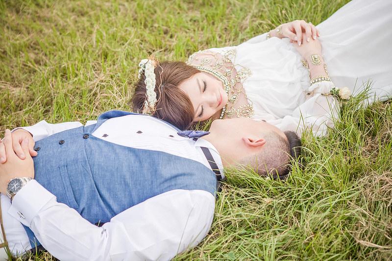 My wedding║婚紗照拍攝花絮&事前準備。超喜歡我的婚紗側拍照