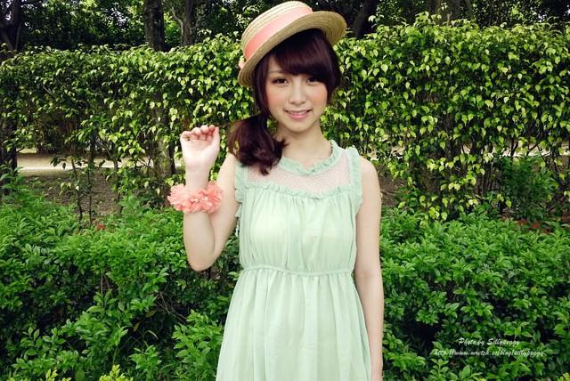 [妝容x穿搭]Summer Time♥無名愛攝影x愛正妹x愛漂亮跨界合作