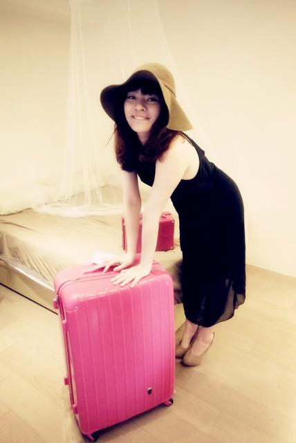[穿搭] 旅行機場LOOK♥出國輕鬆打包收納分享