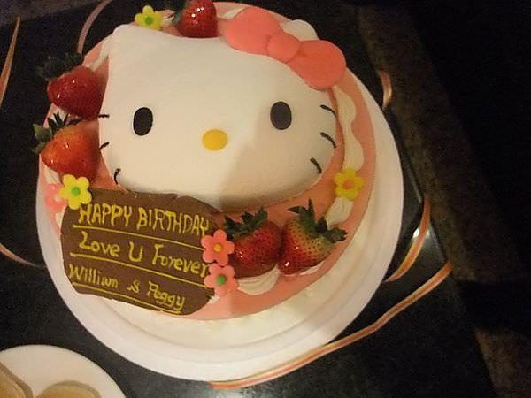 老實說,這個蛋糕嚇到我了!!!