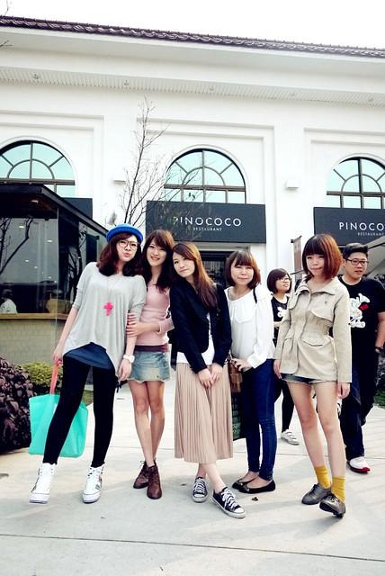 [食記] Pinococo皮諾可可♥台中人都推薦的義式餐廳