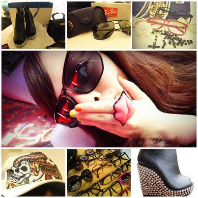 [穿搭] 懶人穿搭~瞬間立即有型♥♥我的必備時尚單品