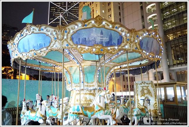 [香港] 座落於城市中的夢幻樂園♥♥Tiffany&Co.閃耀聖誕
