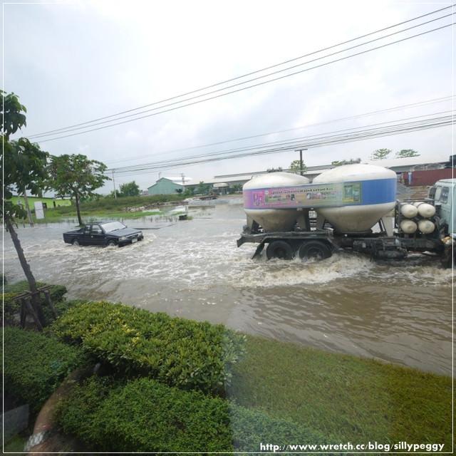 [遊記] 泰國Day3+4日記-第一次遇到泰國淹水