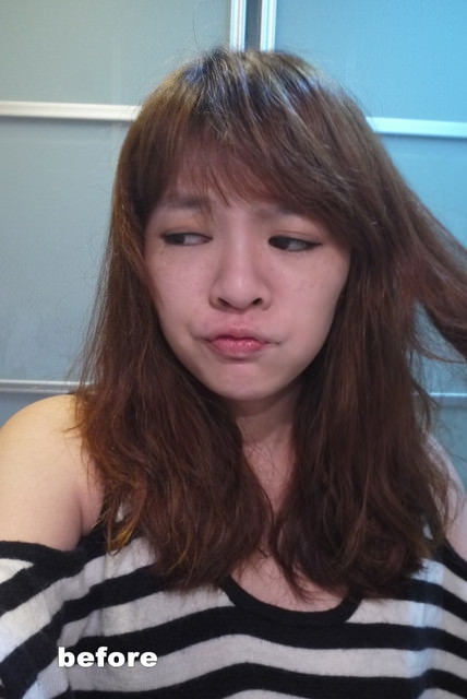 [髮型] 跟毛躁亂髮說掰掰►瞬間擁有天使光環的上質髮感