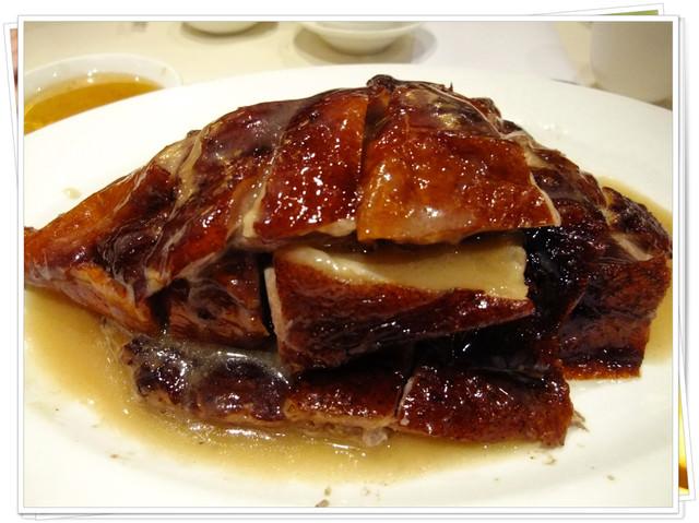 [香港上環] 鏞記燒鵝+翠華餐廳