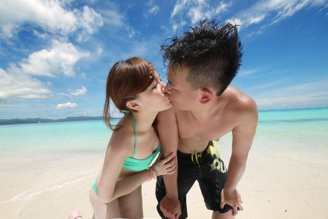 [2012☼長灘島] 超簡易情侶海外自助寫真分享