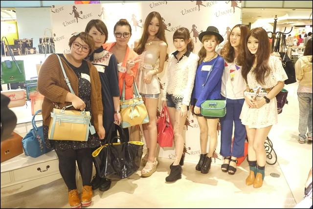 [活動] Umoie Roie♥2012F/W英式復古撞色PARTY