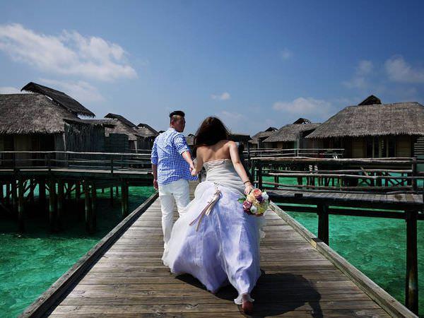 [蜜月] 私奔到馬爾地夫♥選島選飯店、比價之行前攻略