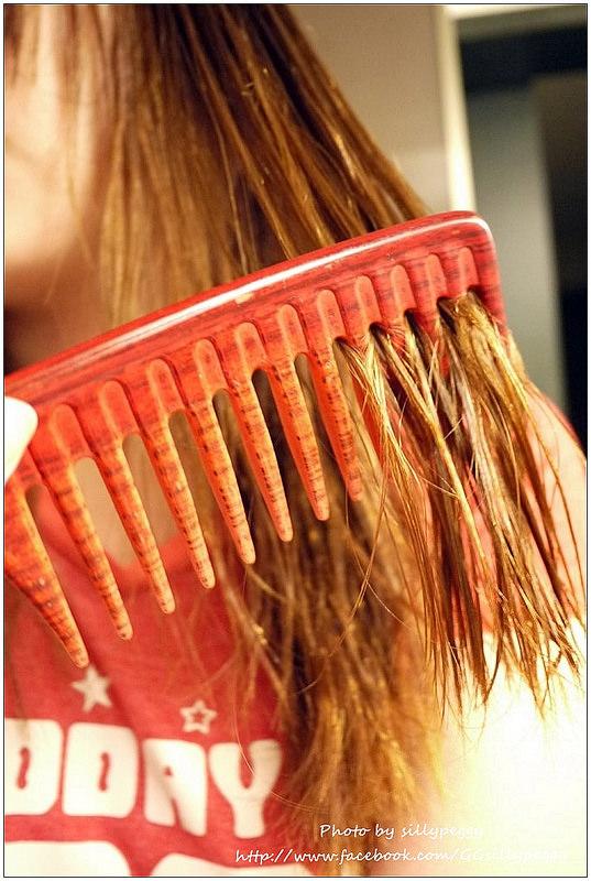 肯葳髮品使用分享照