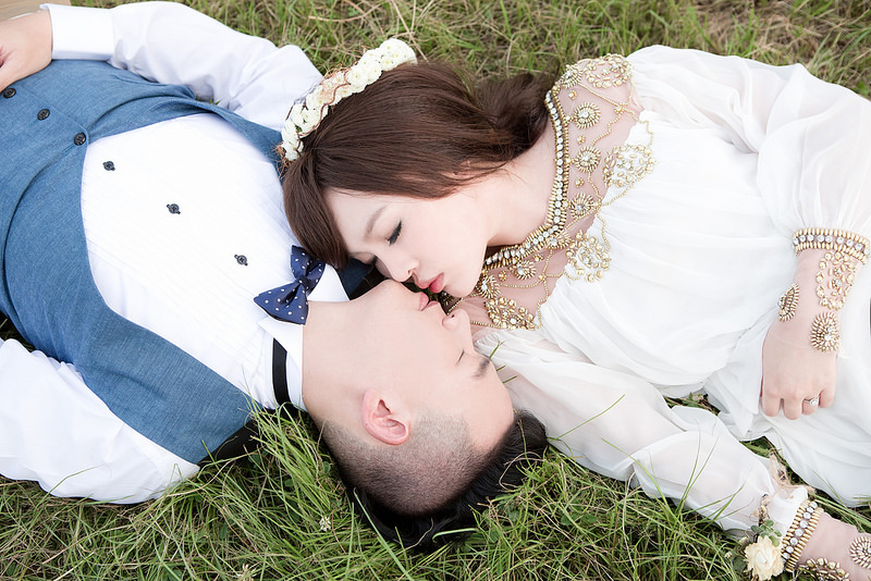 My wedding║充滿幸福溫度的婚紗照。完整版大公開